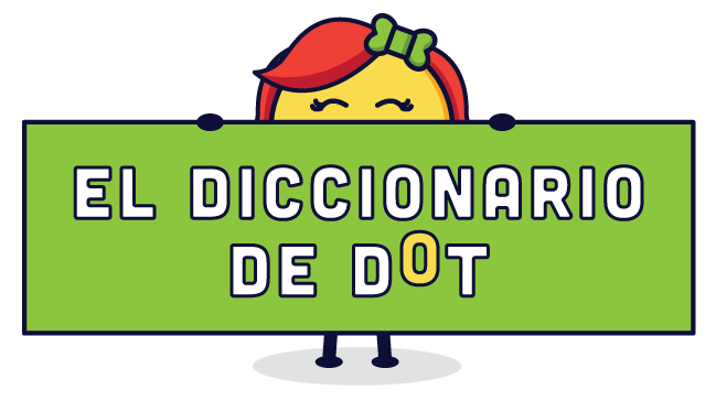 Dot's Dictionary Main Logo